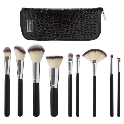 Morphe Set 502 9 Piece Vegan Brush Set In Stock Availability Tracker Gearinstock Shop for branded makeup palettes this december with our morphe discount code from the telegraph for beauty. morphe set 502 9 piece vegan brush